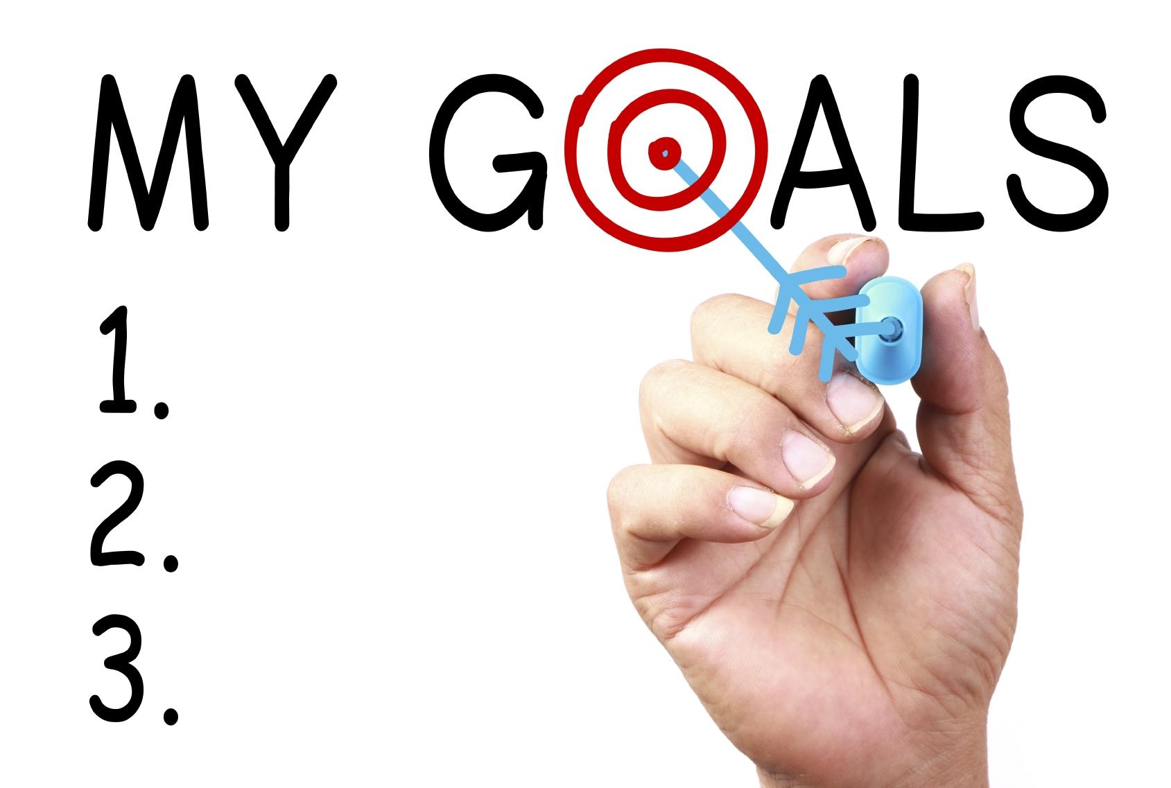 تحديد الاهداف و تحقيق النجاح : 11 قاعدة ذهبية